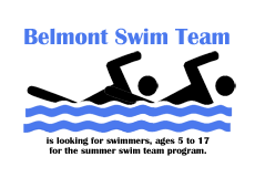 Belmont Swim Team